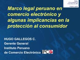 FTAA.ecom/inf/124 14 de febrero de 2002 Marco legal