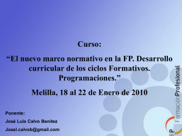Diapositiva 1 - CPR Ceuta - Centro de Profesores y Recursos
