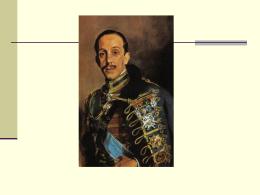 1. REINADO DE ALFONSO XIII: decadencia del sistema