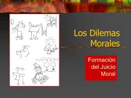 Los Dilemas Morales - MI CENTRO EDUCATIVO