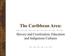 Caribbean Art - 輔仁大學英國語文學系 Fu Jen