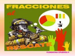 FRACCIONES UNITARIAS - Colegio Santa Sabina