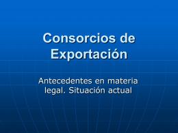 Diapositiva 1 - Catamarca Exporta