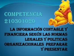 COMPETENCIA 2103010020