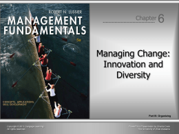 Management Fundamentals 5e - Mid