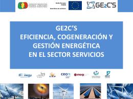 Diapositiva 1 - GE2C'S | Proyecto Europeo de Eficiencia