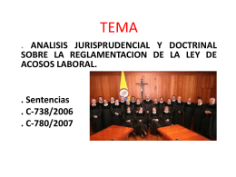 TEMAS - Centro Juridico Internacional – Abogados en …