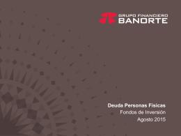 Diapositiva 1 - Casa de Bolsa Banorte Ixe