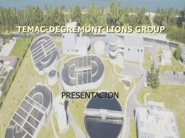 DEGREMONT - Lions Group