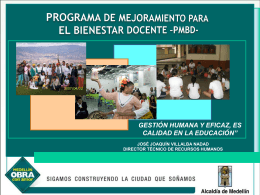 Diapositiva 1 - Ernesto Potes Cordoba