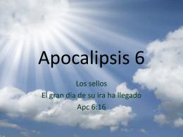 Apocalipsis - Lic. Jonathan Latham