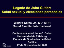 Langmuir Lecture