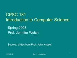 CPSC 668 - Texas A&M University
