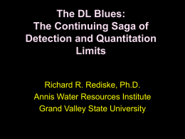 The DL Blues: A Two Year Saga of Detection and
