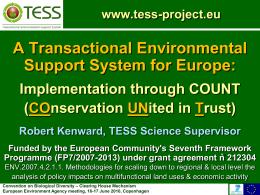 TESS-EEA(CHM)2010