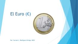 El EURO - carodriguezorengo