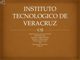 INSTITUTO TECNOLOGICO DE VERACRUZ