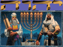 iioxnyp Num. 25:10-29:40 1 Ki. 18:46-19:21, Jn. 2:13-25