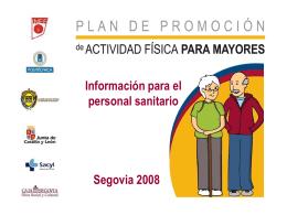 Diapositiva 1 - Universidad de la Salud (Segovia)