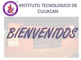 INSTITUTO TECNOLOGICO DE CULIACAN