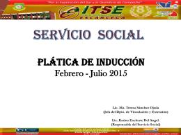 Diapositiva 1 - ITSE| BIENVENIDO