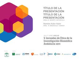 Diapositiva 1 - Espacios Salud Investiga