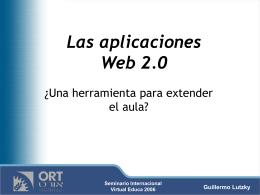 """Alcance del proyecto """"Campus virtual ORT"""""""