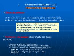 POSESIVOS - IES MIGUEL SERVET Zaragoza