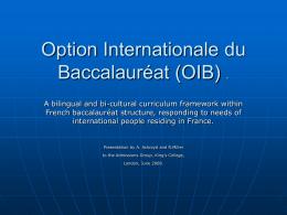 OIB presentation 08