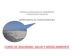 CURSO DE SEGURIDAD, SALUD Y MEDIO AMBIENTE