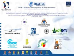 Diapositiva 1 - Proyecto AQUAMAC