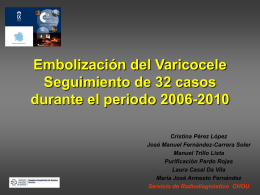 9 Congreso Galego de Radioloxia. Lugo. Mayo 2011