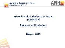 Diapositiva 1 - :: ANH :: Agencia Nacional de Hidrocarburos