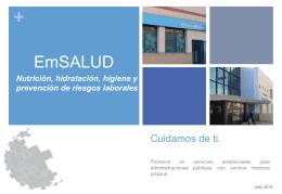 Proyecto Branding EmSALUD