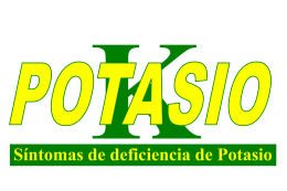 Diapositiva 1 - International Plant Nutrition Institute (IPNI)
