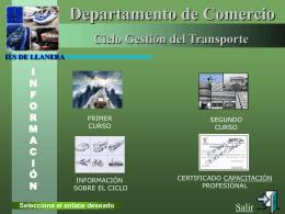 PRESENTACION CICLO DE TRANSPORTE