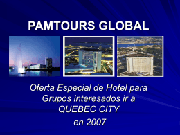 PAMTOURS GLOBAL