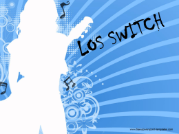 LOS SWITCH
