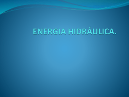 ENERGIAS ALTERNAS.