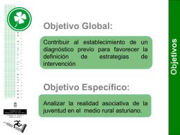 Juventud y Asociacionismo en le Medio Rural Asturiano