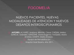 FOCOMELIA - Hospital Dr. Noel H. Sbarra De La Plata