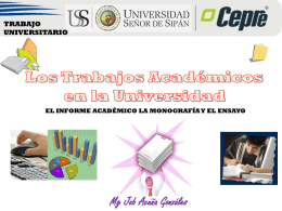 Diapositiva 1 - Blogs de Docentes USS