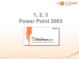 1.2.3 PowerPoint