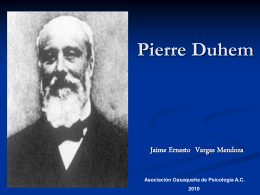 Pierre Duhem - Conductitlan