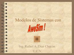 Modelos de Sistemas con