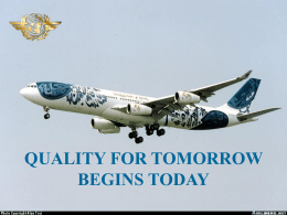 NAM/CAR/SAM Air Traffic Services Quality Assurance