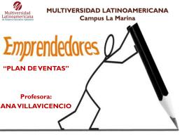 MULTIVERSIDAD LATINOAMERICANA, A.C. Campus La …
