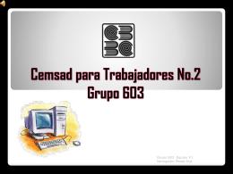 Diapositiva 1 - Capacitacion Blog | CEMSAD