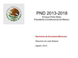 PND 2007-2012