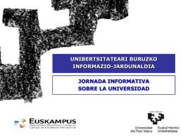 Diapositiva 1 - ZABALBURU ORIENTA